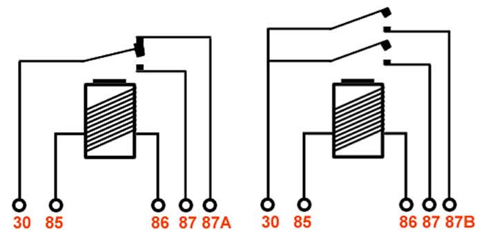 Pin Relay Wiring Diagram Besides 30 5 Pin Relay On 5 Pin Relay