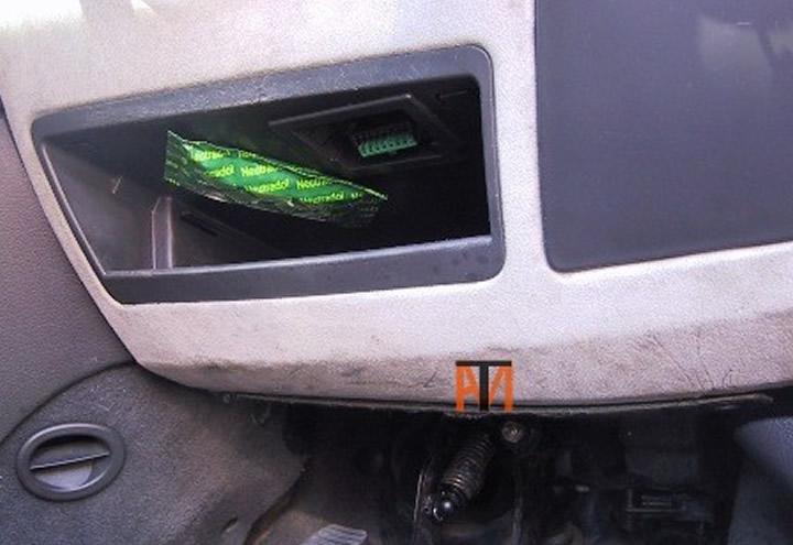 Ask the mechanic citroen diagnostic socket location