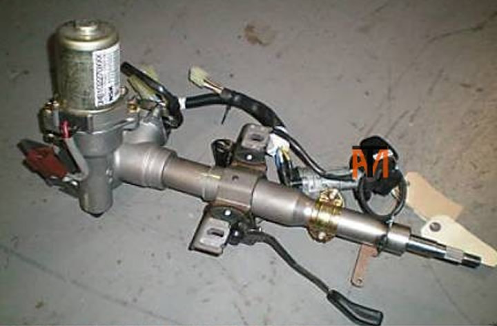 Electric Power Steering Column