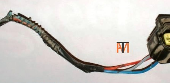 Ford Alternetor Wiring Loom