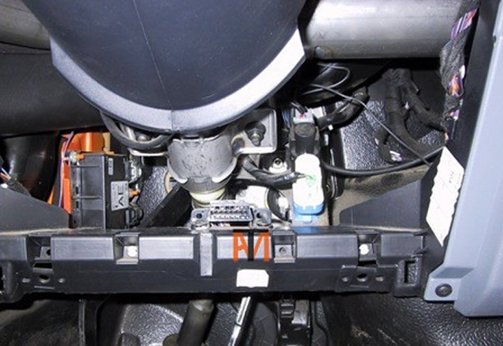 Ford_Transit_Diagnostic_Socket_Location
