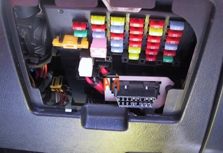 Hyundia_Coupe_Diagnostic_Socket_Location Where Is The Fuse Box In My Smart Car on