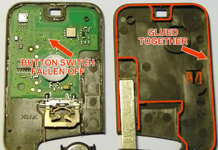 Ask The Mechanic Repairing Renault Key Card