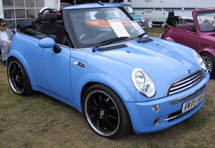 Short BMW Mini