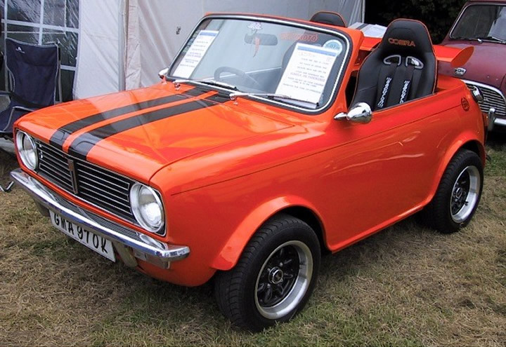 Short Mini Clubman