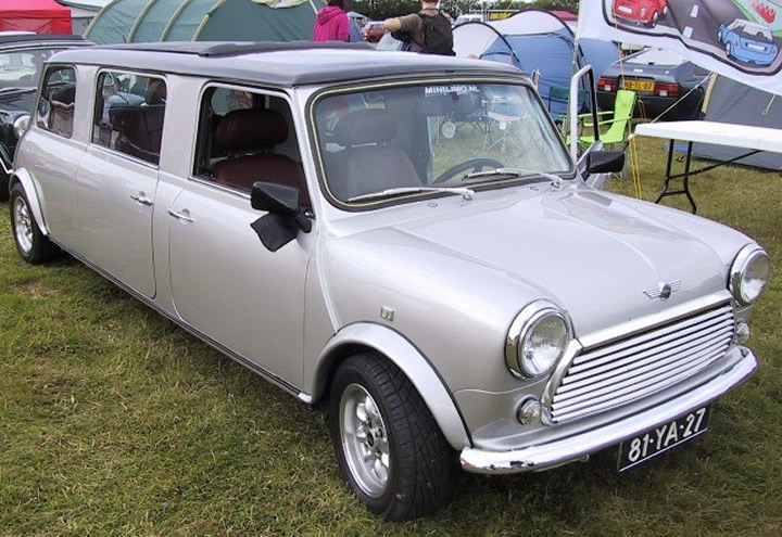 Stretched Mini Limo