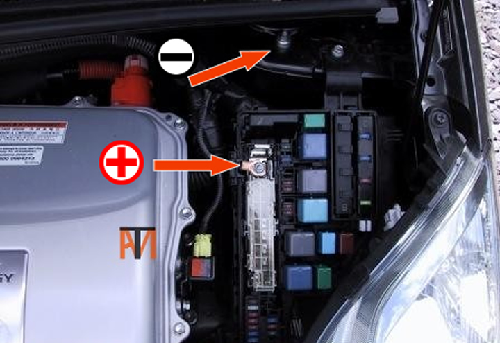 2008 Prius Fuse Box Cover : Ask the mechanic toyota