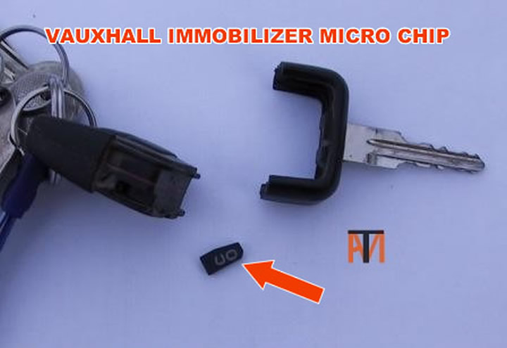 Vauxhal Immobilizer Micro Chip