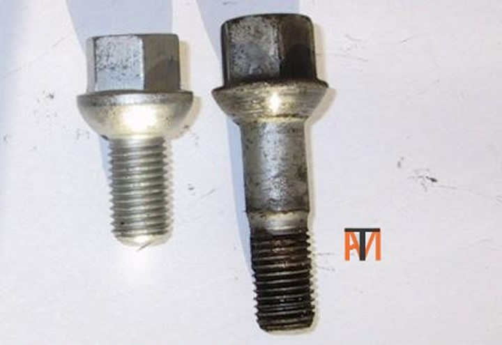 Mercedes wheel bolts