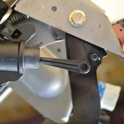 Ford Fiesta MK6 Clutch Pedal Repair Clip/Collar Kit E