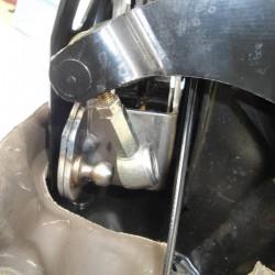 Renault Twingo II 2007–2014 Clutch Pedal Link Rod Linkage Kit L