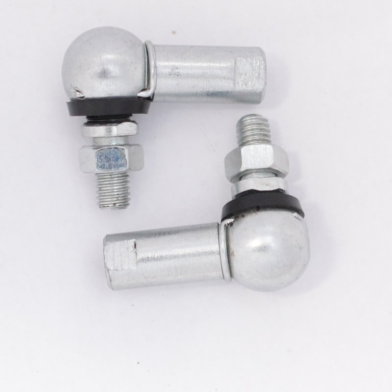Pair of 8mm ball & socket joint M5 Right Hand Thread G
