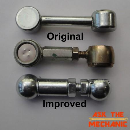 Kangoo I 1997–2007 Clutch Pedal Link Rod Linkage Kit L