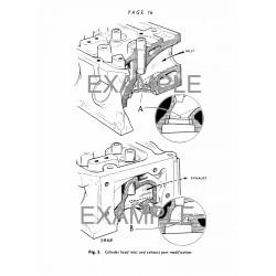 Sunbeam Rapier Series IIIA Special Tuning part no.6600910