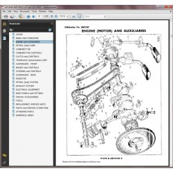 Hillman Imp And Chamois Parts List Manual 6601249 - Super Imp - Special Tuning