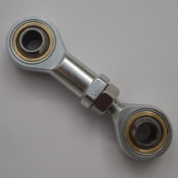 M8 Rod Ends LH Thread Male & Female Rose Joint Tie Track Rod