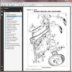 Imp & Chamois Rally Conversion Workshop Manual WSM 141