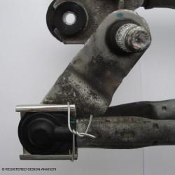 Chevrolet Matiz Wiper Repair Channel CH