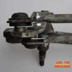 Wiper Linkage Repair Plate x 4
